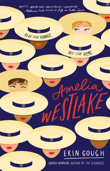 Cover image of the book titled 'Amelia Westlake'.