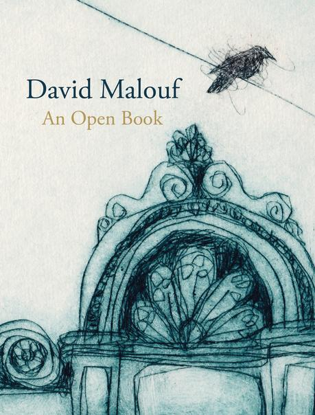 Cover image for the book An Open Book.