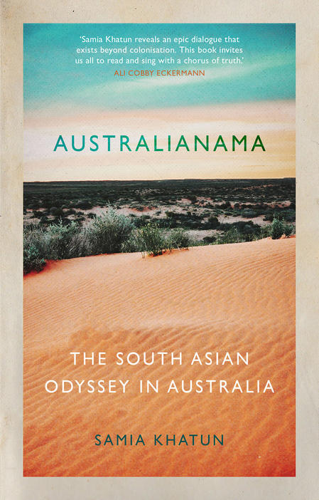 Cover image of the book Australianama.