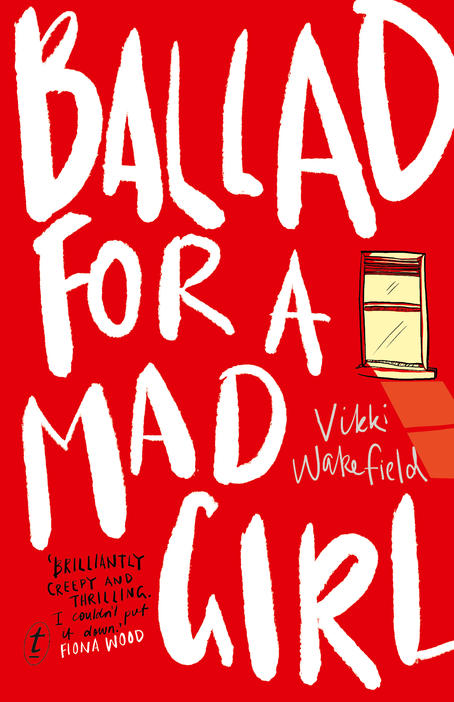 Cover image of Ballad for a Mad Girl