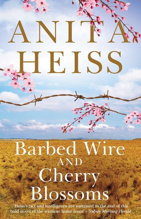 Barbed Wire and Cherry Blossoms Cover Image