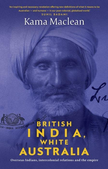 Book cover British India, White Australia