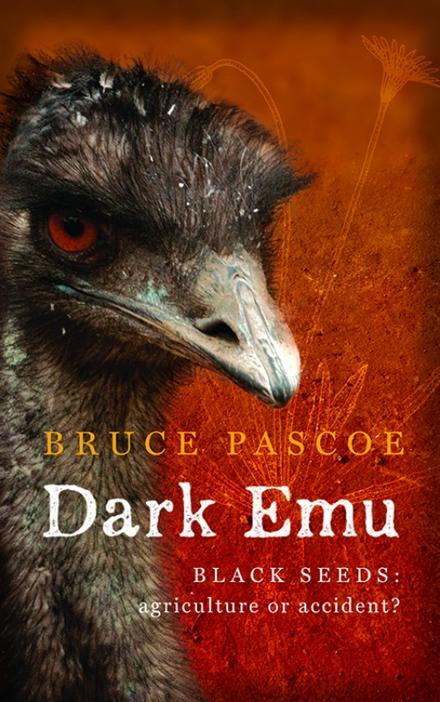 book cover Dark Emu by Bruce Pascoe