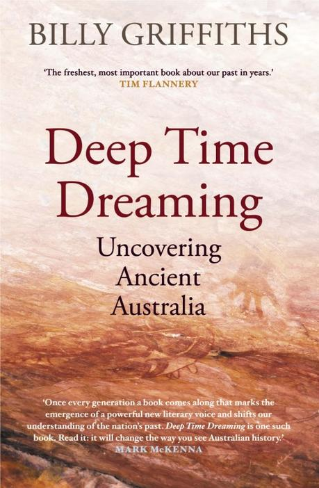 deep time dreaming book cover