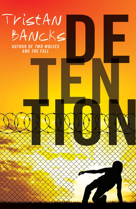 Cover image for the book Detention.