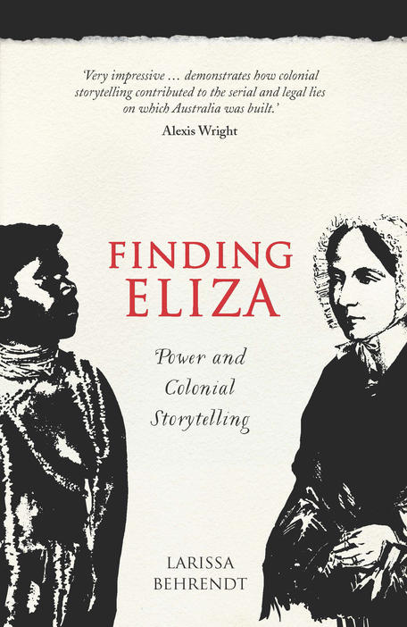 Cover image of Finding Eliza