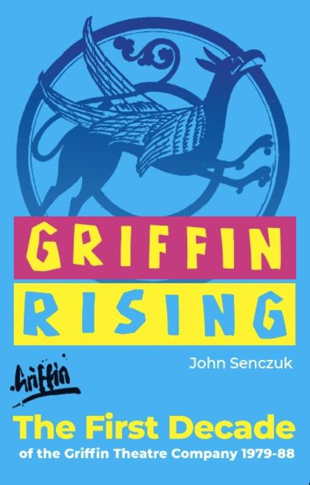 Book cover Griffin Rising