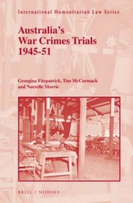 Cover of Australian War Crimes
