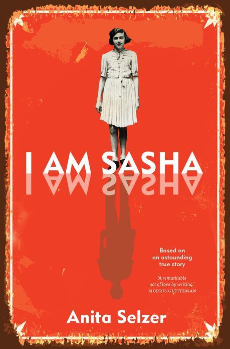 book cover image of i am sasha