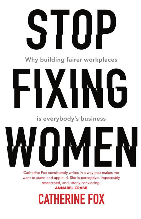 Stop Fixing Women cover