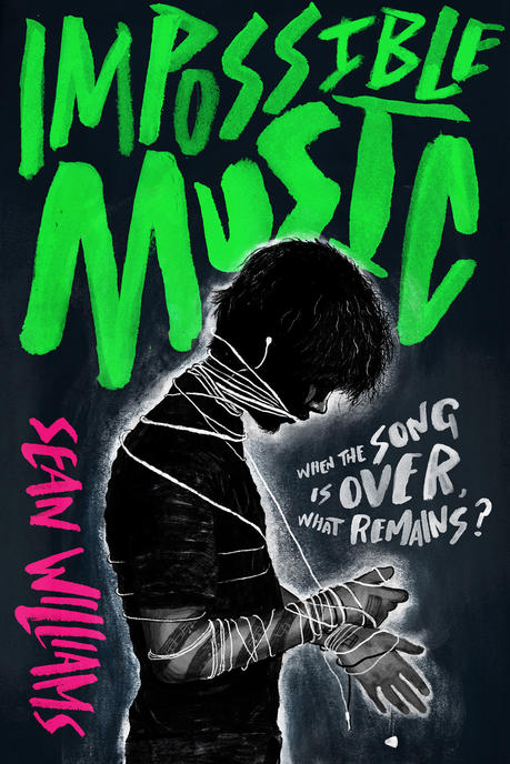 Cover image for the book Impossible Music.