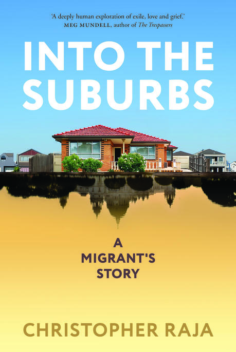 front cover of book into the suburbs