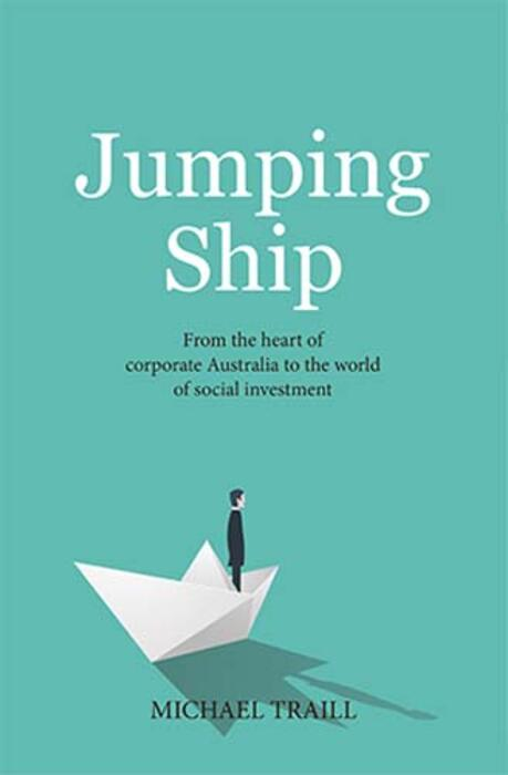 Jumping Ship cover image
