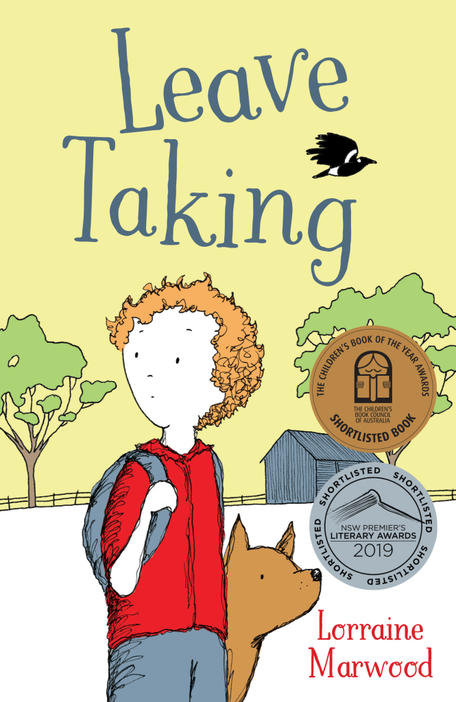 Cover image of Leave Taking.