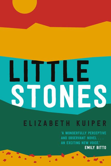 Cover image of the book Little Stones.