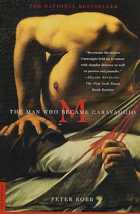 M, a biography of European painter Caravaggio
