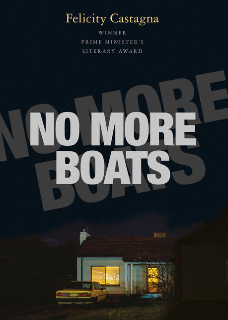 Cover image for No More Boats.