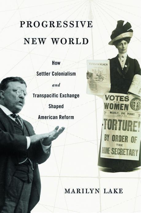 book cover image of progressive new world