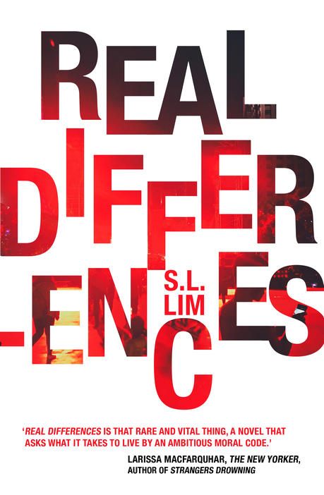 Cover image of the book Real Differences.