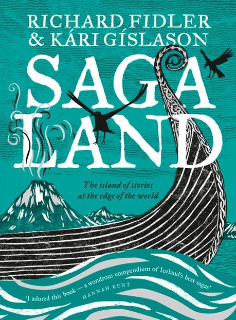 saga land book cover