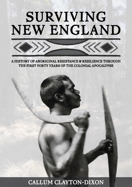 Book cover Surviving New England