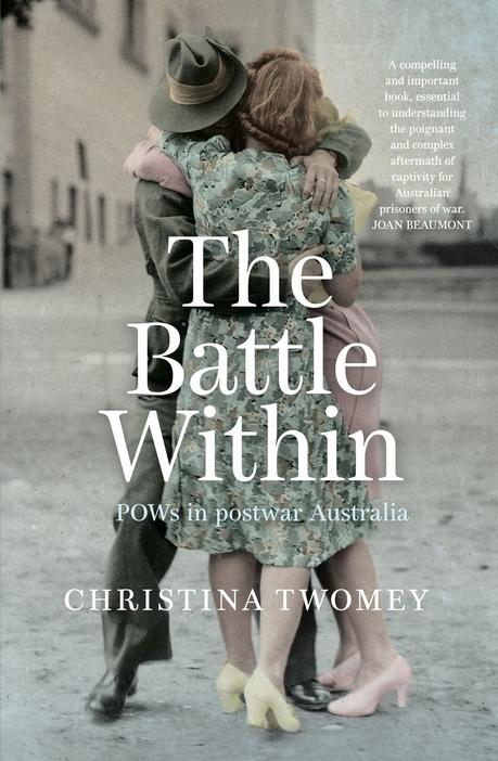 book cover image of the battle within