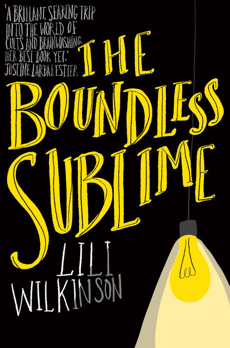 Cover image of The Boundless Sublime.