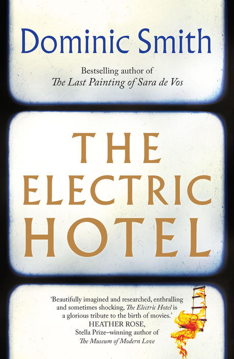 Cover image of the book The Electric Hotel.