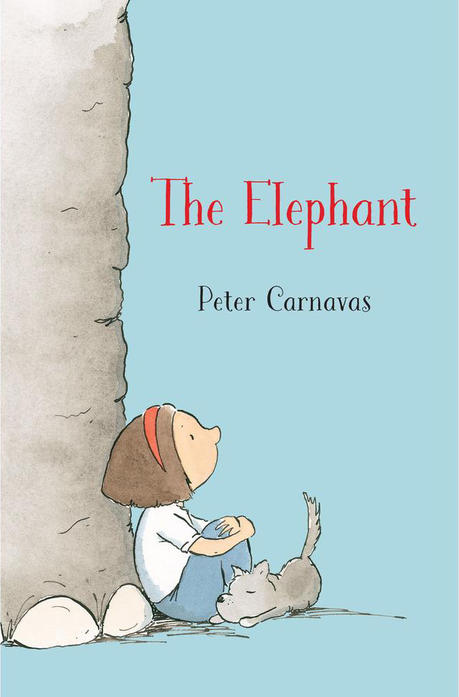Cover image of The Elephant.