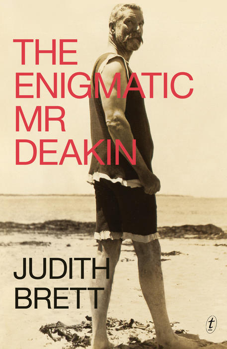 Cover image of the enigmatic mr deakin
