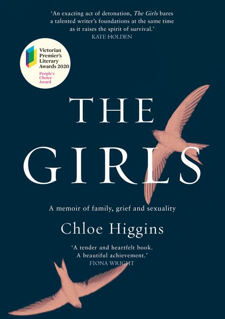 Cover Image of The Girls by Chloe Higgins