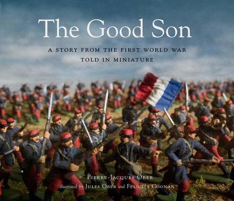 Book cover The Good Son