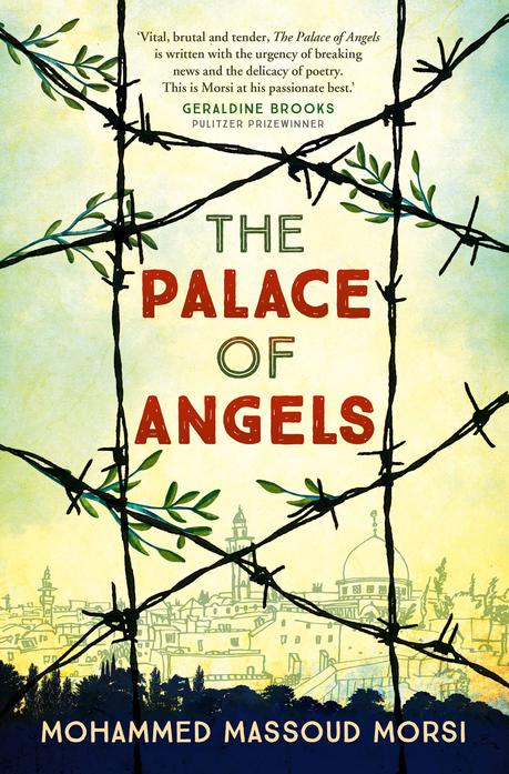 Cover image of the book The Palace of Angels.