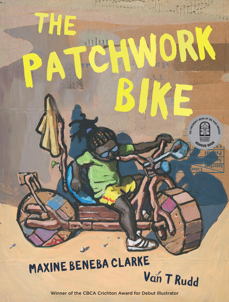 Cover image of The Patchwork Bike
