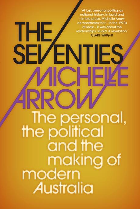 Cover image of the book The Seventies.