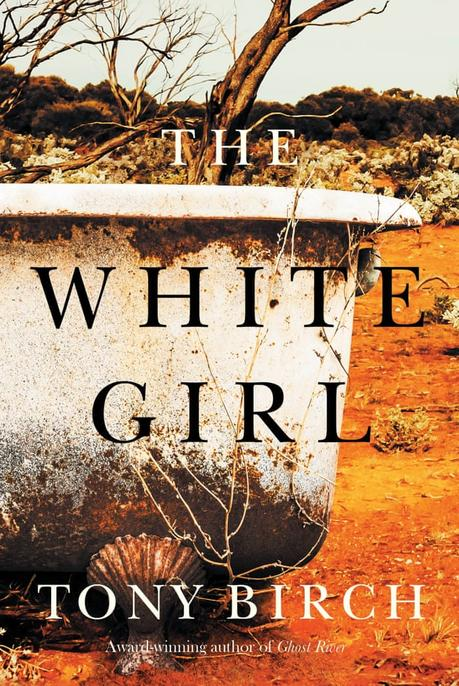 Cover image of the book The White Girl.