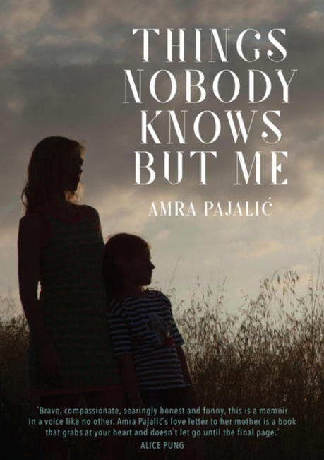 Cover Image Things Nobody Knows But Me