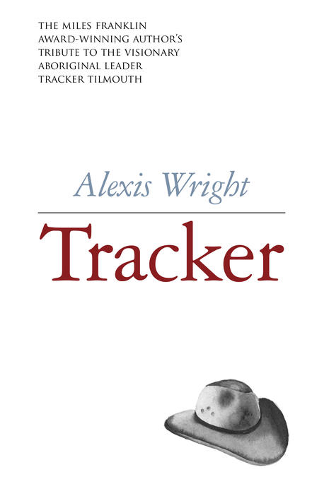 tracker book cover