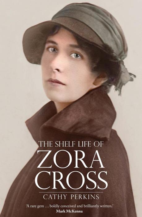 Book cover The Shelf Life of Zora Cross