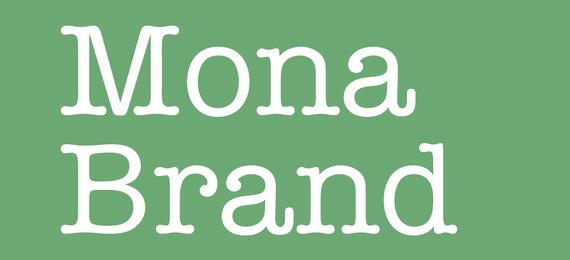 Mona Brand Award Identity