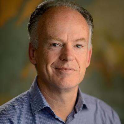 Head shot of Mark McKenna