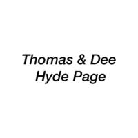 Thomas & Delores Hyde Page