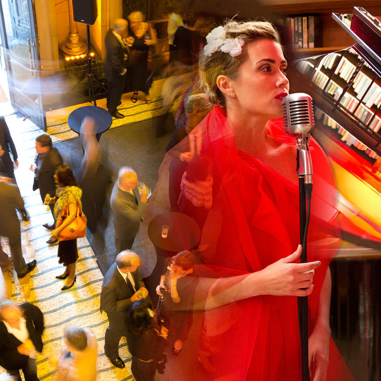 Friends of the library promotional image