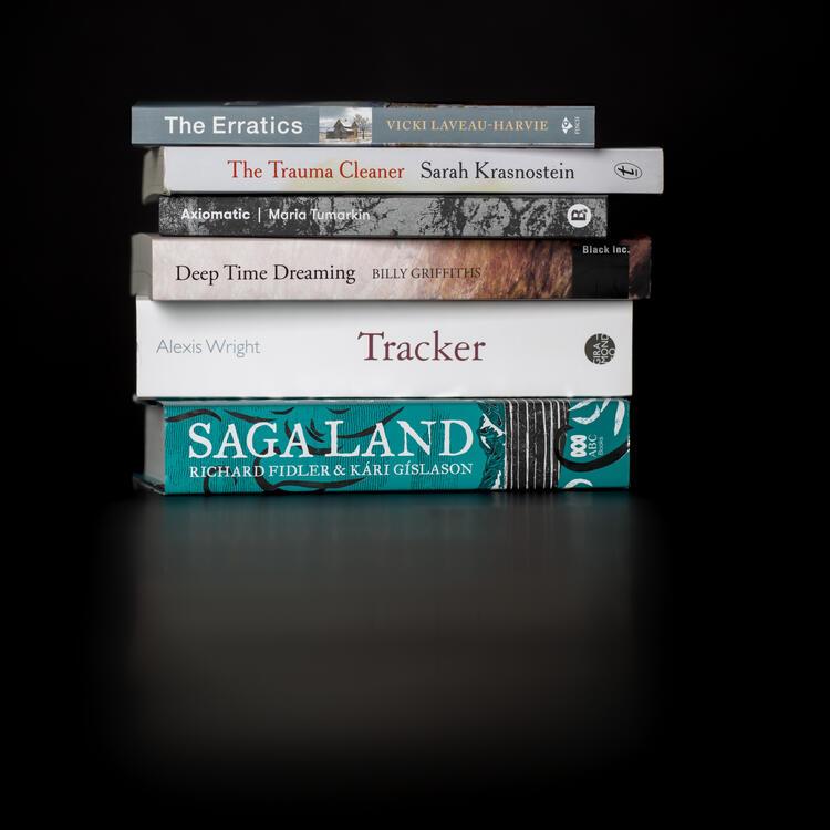 2019 Douglas Stewart Prize Shortlisted books