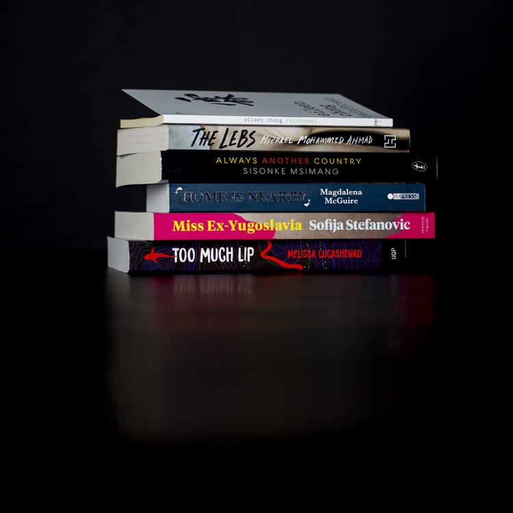 Multicultural NSW Award 2019 Shortlisted books