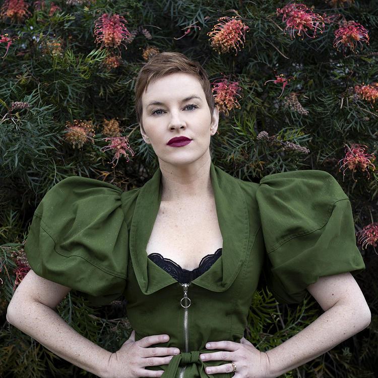 Kate Mulvany, 2020, photo by Joy Lai
