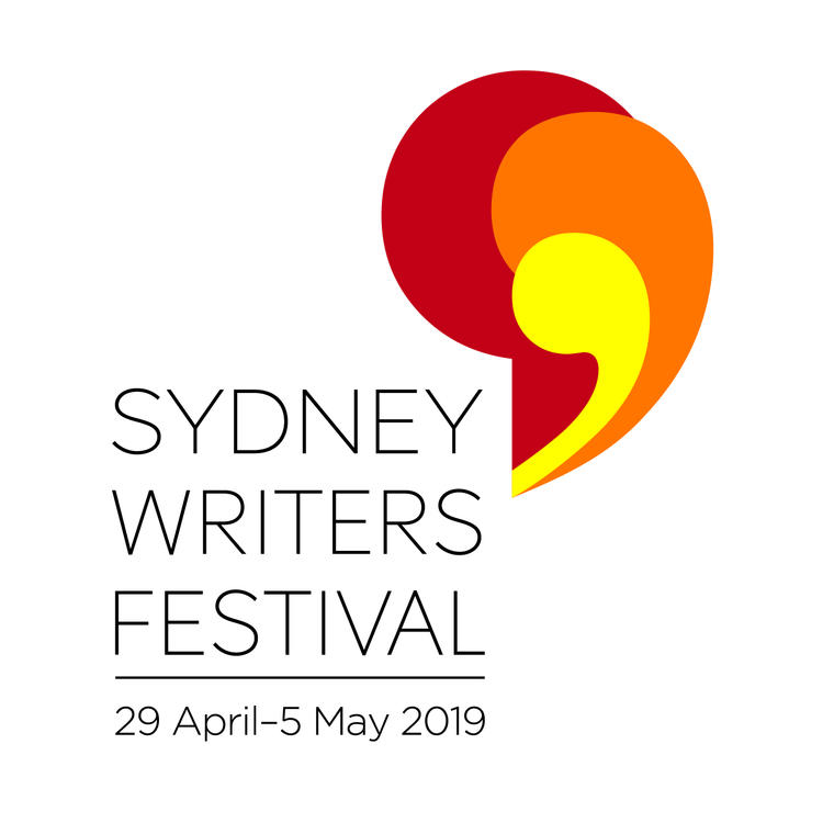 Sydney Writers Festival logo 2019 with dates