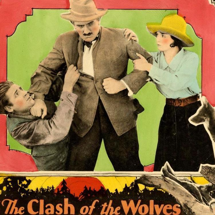 Poster image for film Clash of the Wolves