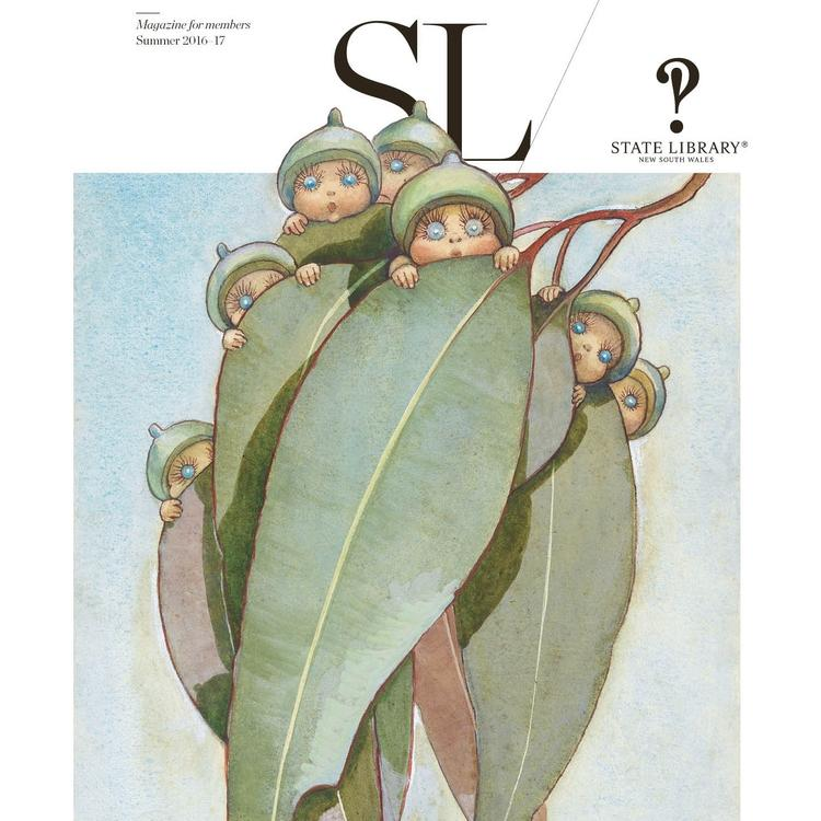 SL Magazine Summer 2015 to 2016 Cover