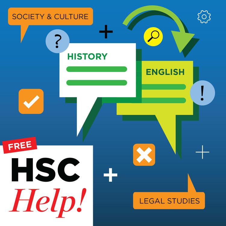 HSC Help logo